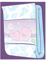 ABUniverse DinoRawrZ Diaper