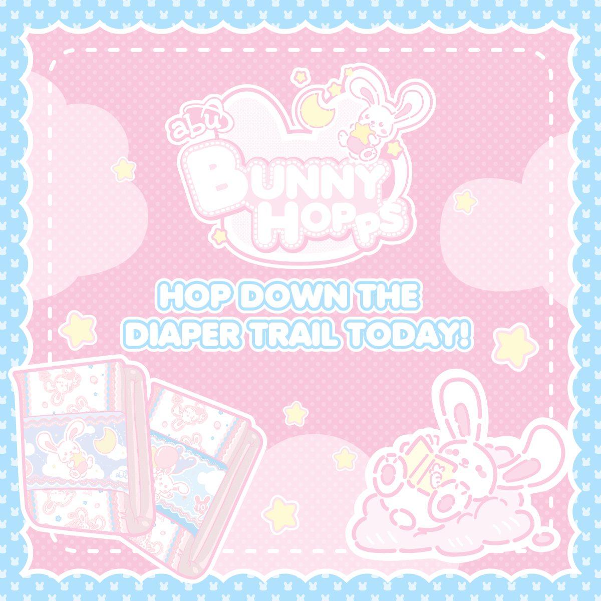 BunnyHopps Release Banner Mobile