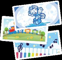 ABUniverse Standard Diaper Sticker Store